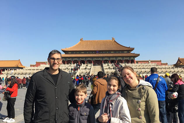 Beijing- best place for Family China Tour
