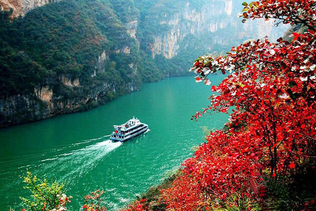 Best Time for Yangtze River Tour