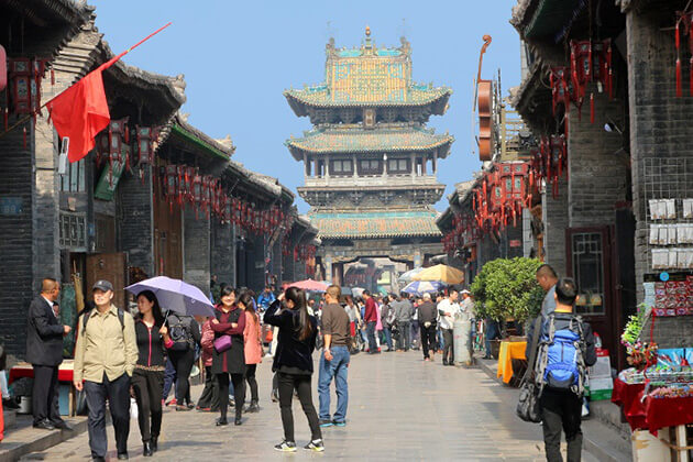 Best Time to Visit Xian