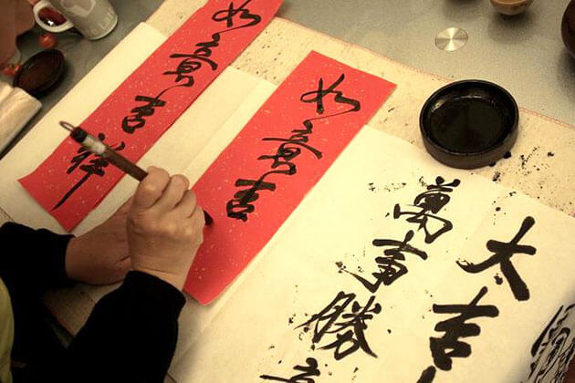 Calligraphy - best thing to buy in China