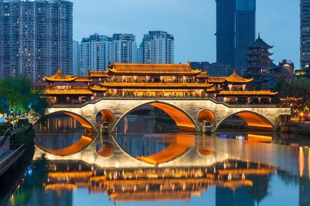 Chengdu best destination in China tour