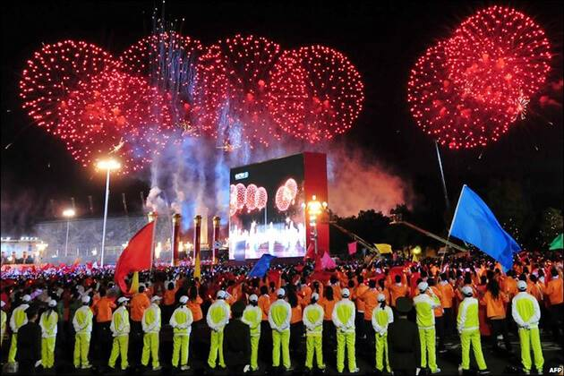 China's National Day - important festival in China