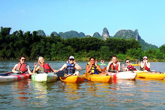China Local Tour offers best experience for customers