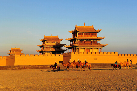 China Silk Road Tours & Vacation