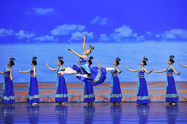 Chinese Classical Dance Shen Yun Performance