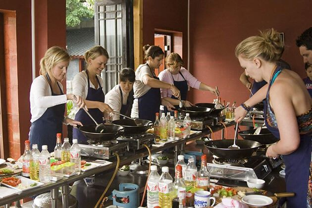Chinese Cooking Class in Yangshuo - a must -do thing in China tour