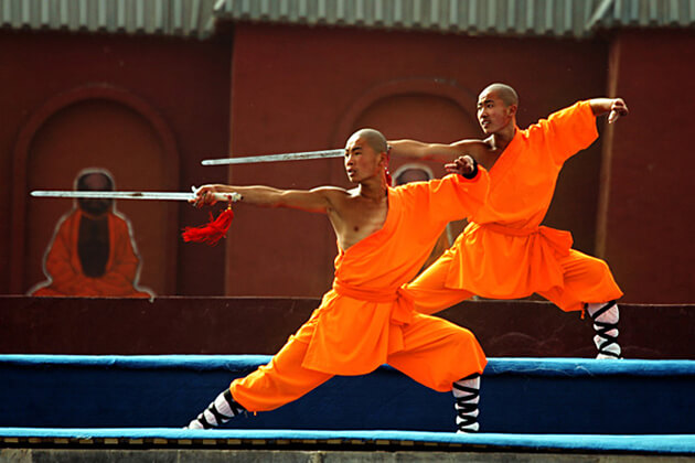 Chinese Kungfu - best thing to see in China Tour