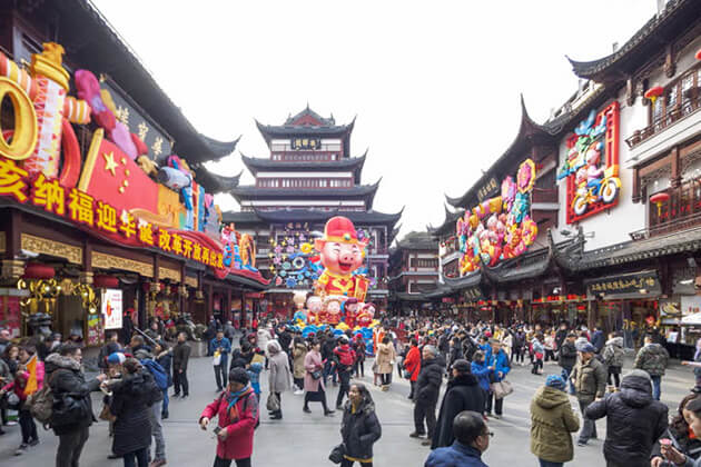 Chinese New Year is a great time to travel to China
