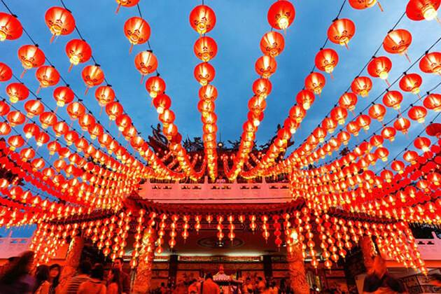 Chinese New Year - most popular festival in China