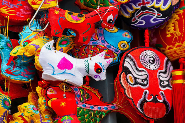 Chinese Souvenirs - China Tour Package
