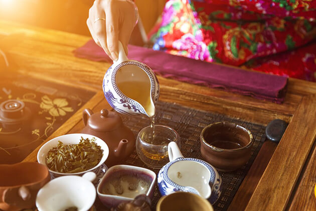 Chinese Tea-drinking Culture