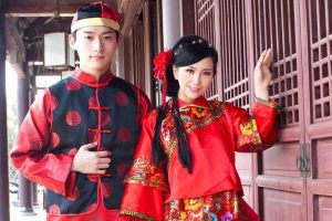 Chinese Traditional Costumes