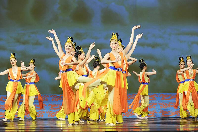 Chinese Traditional Dance - China Local Tours