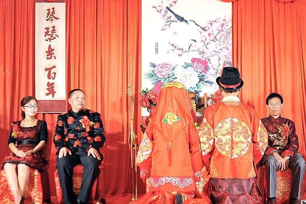 Chinese Wedding Night Rituals