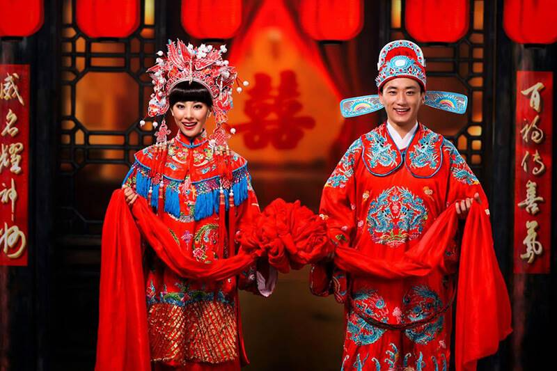Chinese Wedding - Traditional Marriage Customs