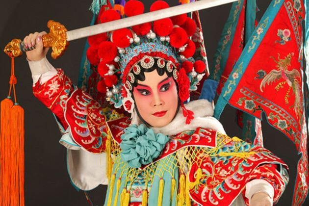 Color culture of China