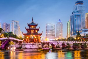 Colorful Nightlife in China- China Local Tours
