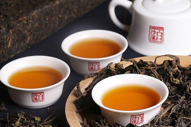 Dark Tea best Chinese tea in China