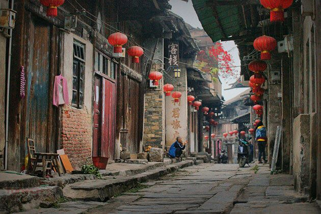 Daxu Old Town in Guilin - one of the best place in Guilin tour