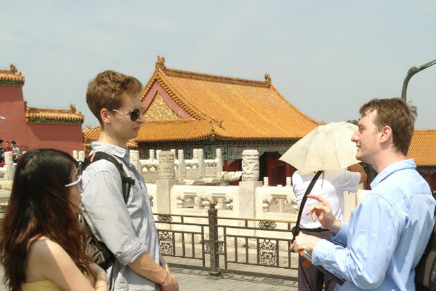 Dedicated local guides of China Local tours