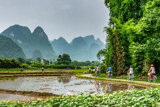 Discover Yangshou in China classic tour