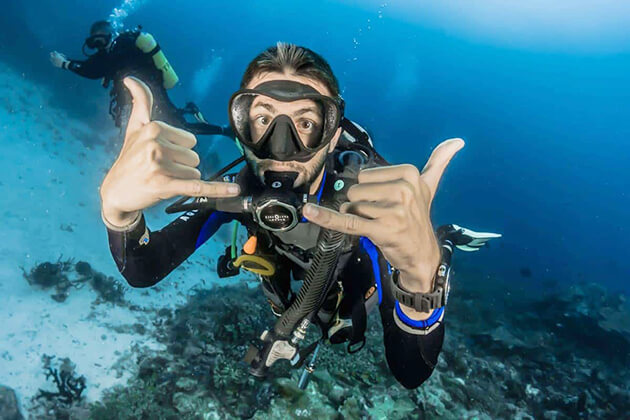 Diving and Snorkeling best activity to do for China tour package