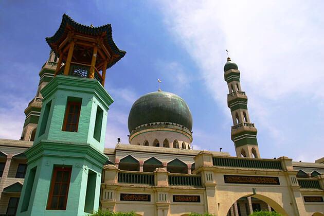 Dongguan Mosque in China Silk Road Tour