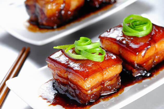 Dongpo Rou local cuisine in China