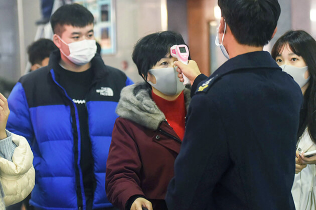 Positive Signs of Coronavirus Situation in China