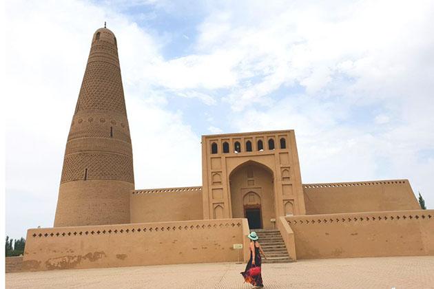 Emin Minaret best spot in Silk Road tour in China