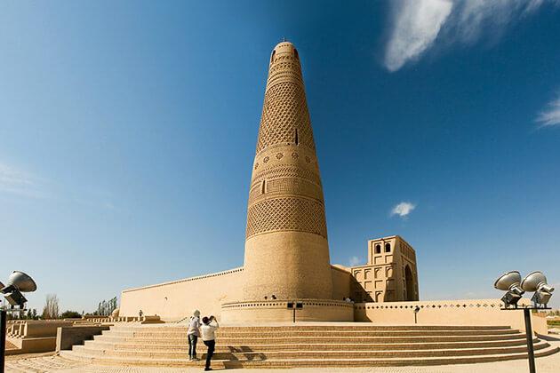 Emin Minaret in China