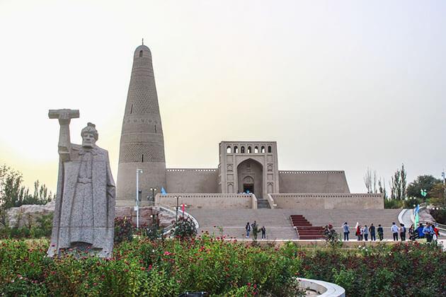 Emin Minaret in Turpan China
