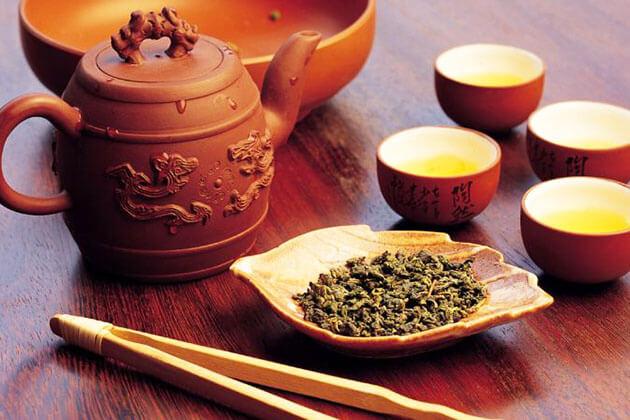 Enjoy tea in China- China Tours