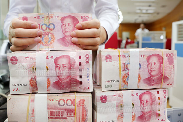 Exchange Your Currency in China tour package