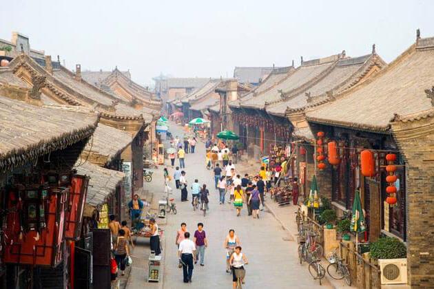 Experience Pingyao Ancient City, China