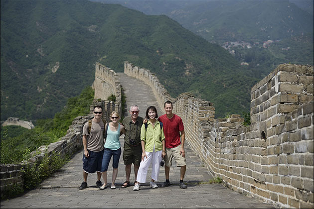 Explore Beijing in China Family Tour