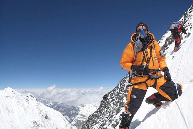 Explore Everest Mount in Tibet