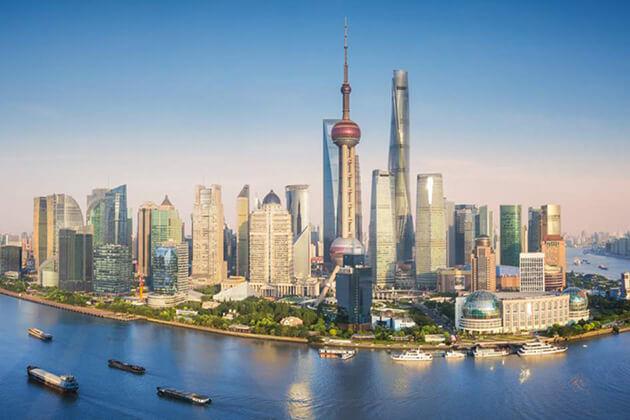 Explore Shanghai in China
