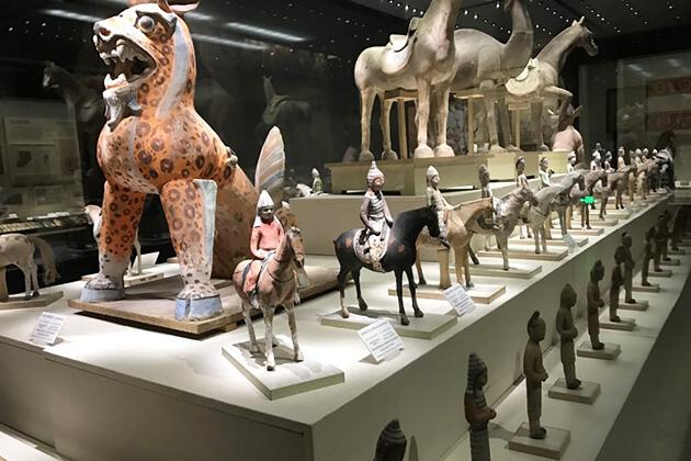 Explore Xinjiang Museum in China
