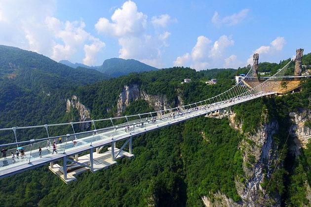 Explore Zhangjiajie Grand Canyon with China Local tour