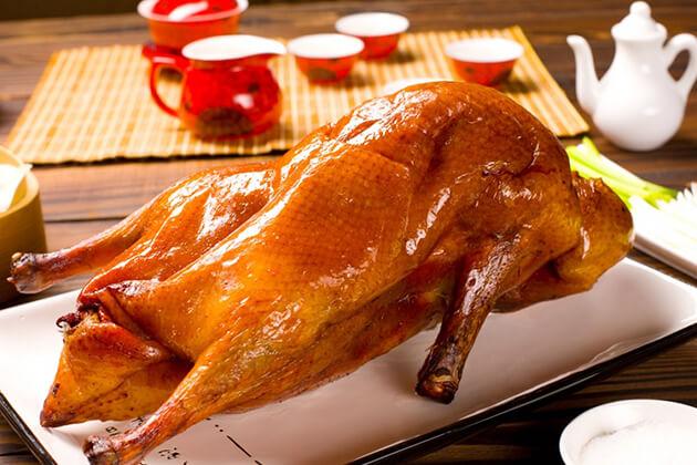 Feast on Beijing Roast Duck