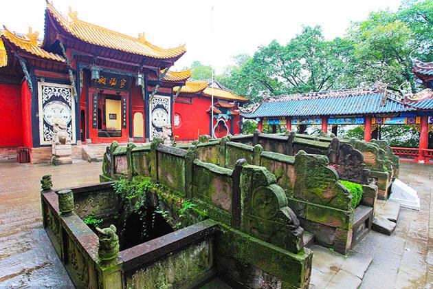 Fengdu- the Ghost City