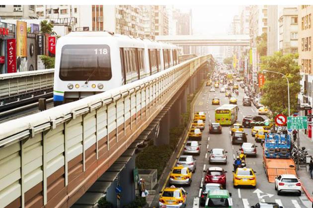 Getting around China by Train