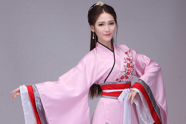 Hanfu Chinese costome