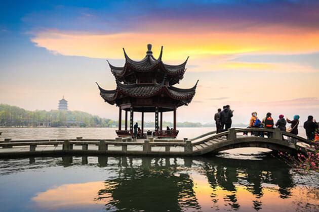 Hangzhou- best tourist attraction in China