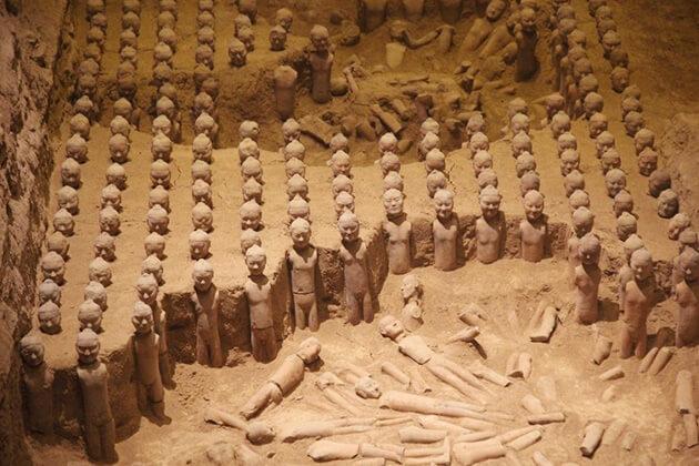 Hanyang Tomb in Xian