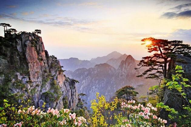 Huangshan Scenic Spot -best destination in China