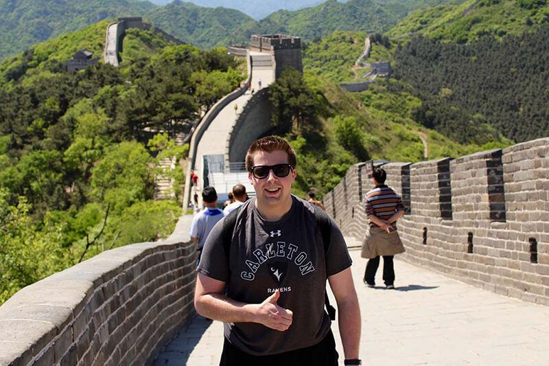 Is China safe to travel