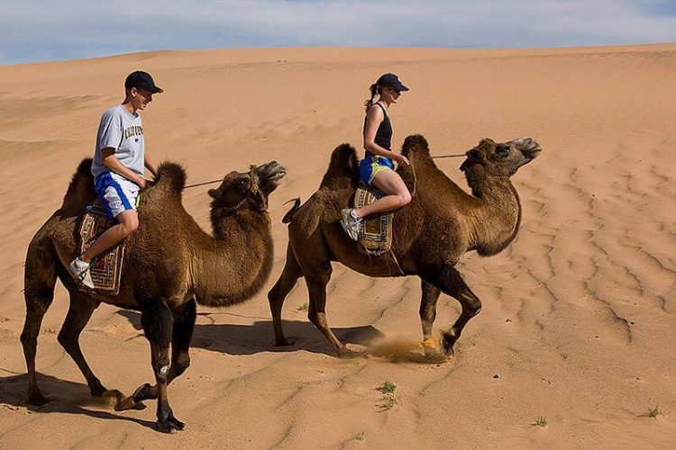 Journey Along Ancient Silk Road - 12 Days
