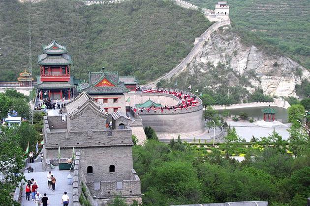 Juyongguan Pass in Great Wall